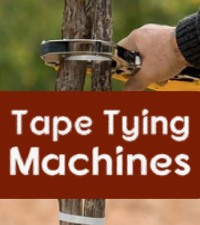 Tape Tying Machines